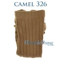 Leotardo Canalé Camel 326 de Cóndor