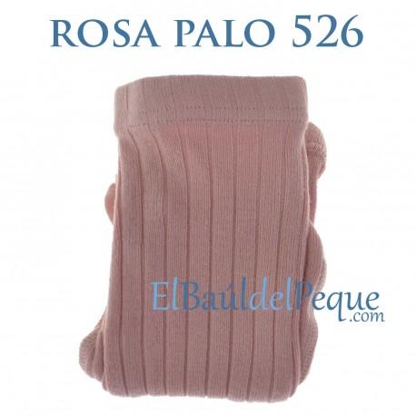 Leotardo Canalé Rosa Palo 526 de Cóndor