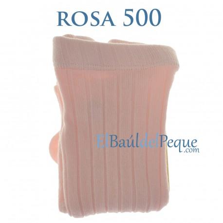 Leotardo Canalé Rosa 500 de Cóndor