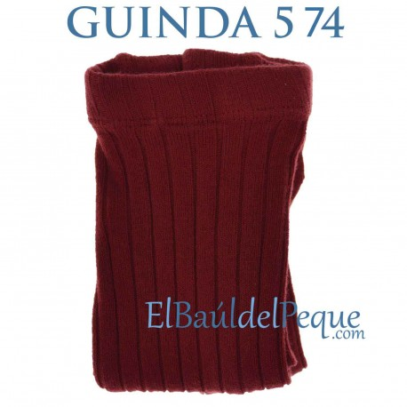 Leotardo Canalé Guinda 574 de Cóndor