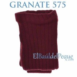 Leotardo Canalé Granate 575 de Cóndor