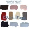 Leotardo Labrado Lateral Camel 326 de Cóndor