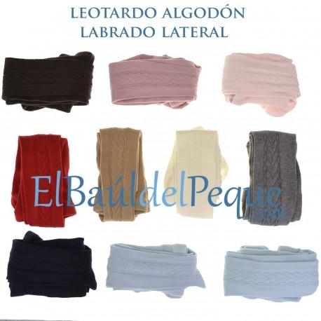 Leotardo Labrado Lateral Rojo 550 de Cóndor