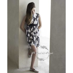 Vestido Camuflaje Eve Children Teenager