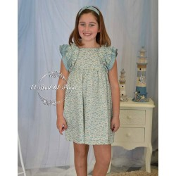 Vestido Estampado Eve Children Jungle