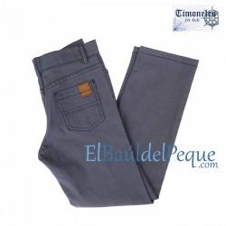 TIMONELES Pantalón Niño Vestir Primavera-Verano 2017